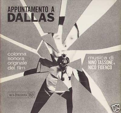 """popsike.com - Nico Fidenco """"RARE only PROMO LP Appuntamento a Dallas"""" - auction details"""