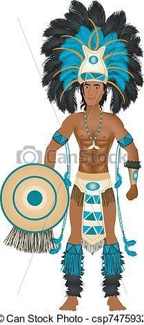 disfraz de azteca - Buscar con Google
