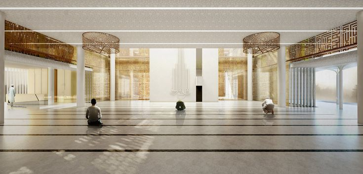 Singapore Mosque competition by gg31hh