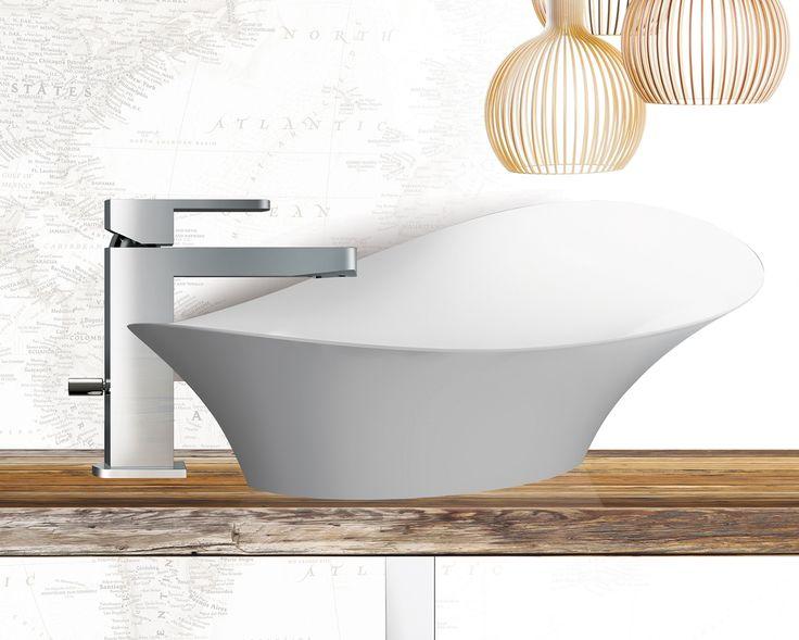 SOPHIE Basin mixer Sophie by #Gaboli f.lli  http://www.gaboli.it/articolo.php?idprodotto=1182&idfamp=58&idcatp=1&idinterp=2