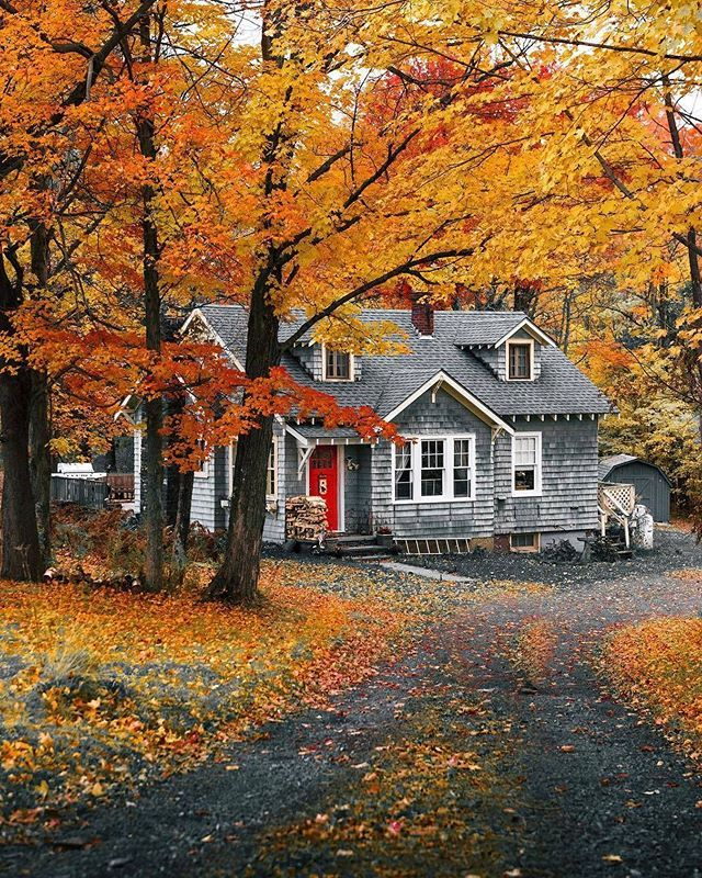 Beautiful Cozy Homes: @autumnwinterdreamhouse • Instagram Photos And Videos