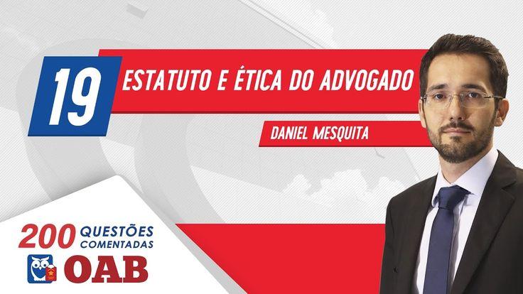 OAB - 200 Questões Comentadas | 19. Estatuto e Ética do Advogado - Socie...