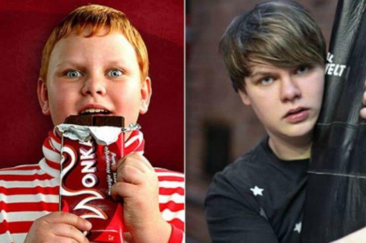 Philip Wiegratz - Para la nueva versión de Charlie y la Fábrica de Chocolate, el actor interpretó el personaje de Augustus