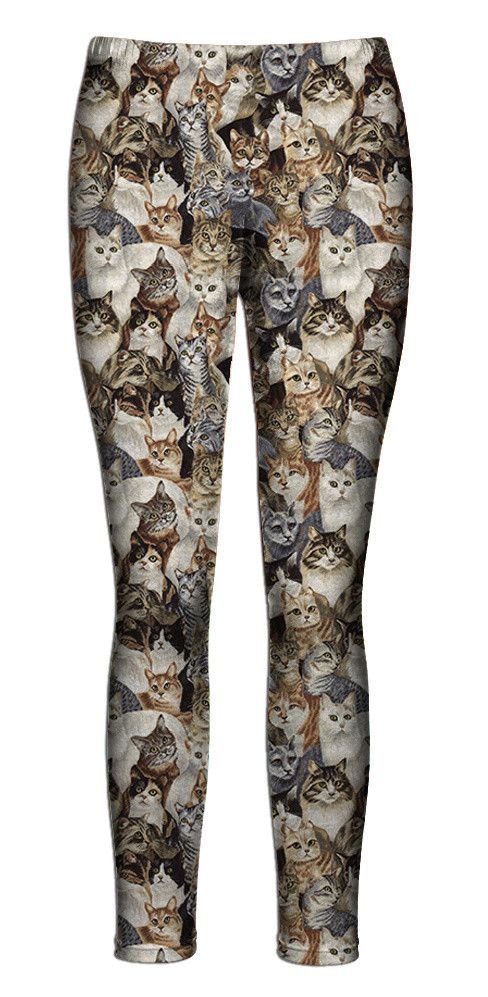 Oh. My. God. WORDS CAN'T EVEN DESCRIBE HOW I AM FEELING RIGHT NOW. IT'S LIKE A COLLAGE OF COZY KITTIES ON YOUR LEGS! HAHAHH THIS IS AMAZING.