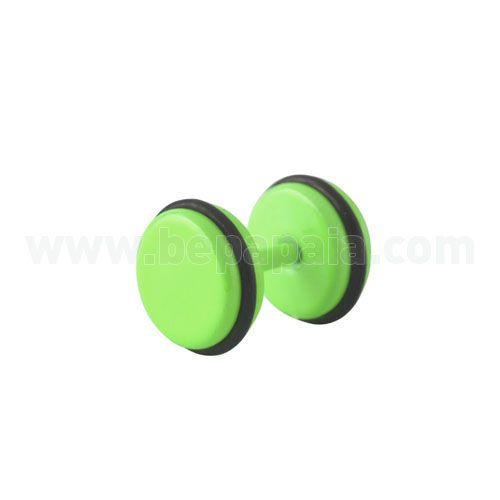#falsas #dilataciones de acero. Color: #fluor #verde #bestseller #befluor #bepapaia
