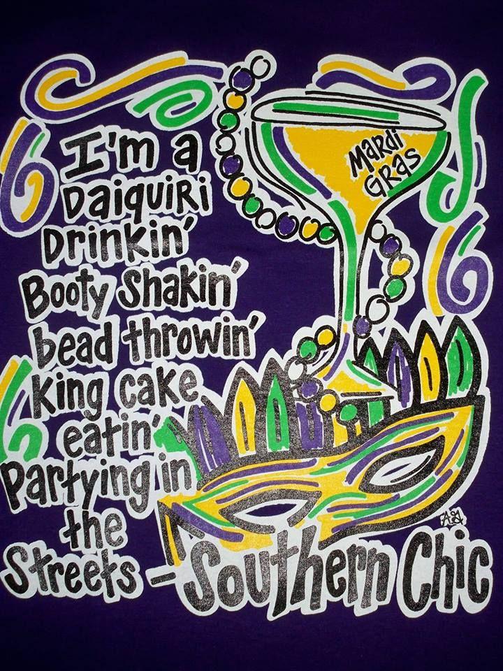 Mardi Gras Sayings Quotes Cajun And