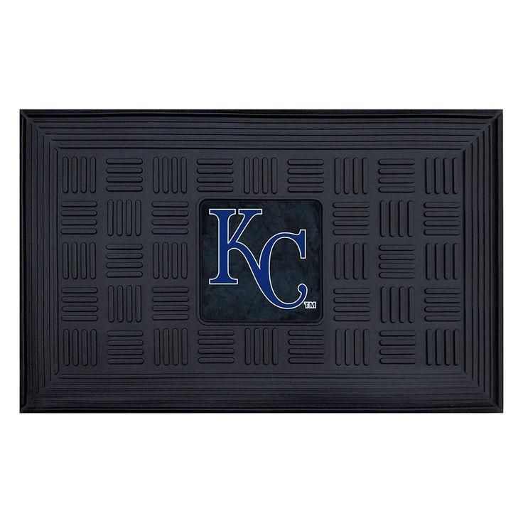 Kansas City Royals MLB Vinyl Doormat (19x30)