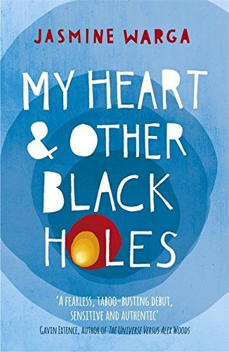 My Heart and Other Black Holes by Jasmine Warga http://www.amazon.co.uk/dp/1444791532/ref=cm_sw_r_pi_dp_o0C6vb09G8F52