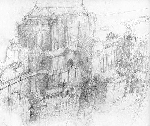 alan lee lord of the rings sketchbook pdf