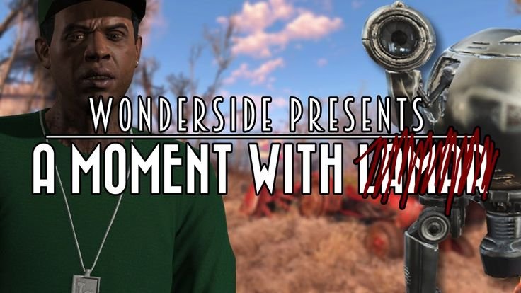 GTA5 Meets Fallout 4 - Lamar Davis as Codsworth #Fallout4 #gaming #Fallout #Bethesda #games #PS4share #PS4 #FO4