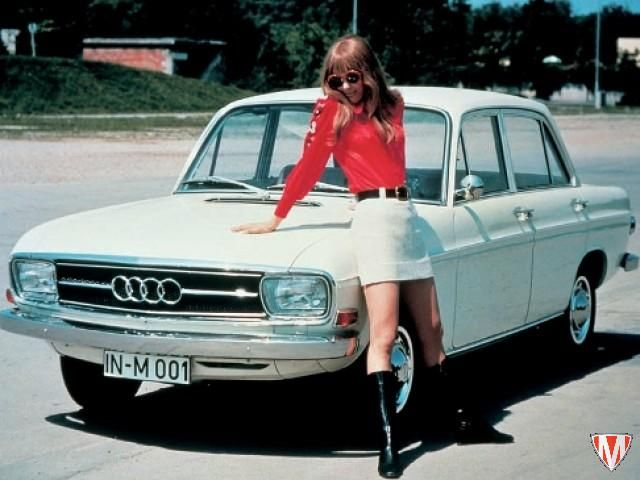 Audi Audi (F 103) (1965-1966)