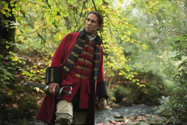 Still of Tobias Menzies Outlander (2014)