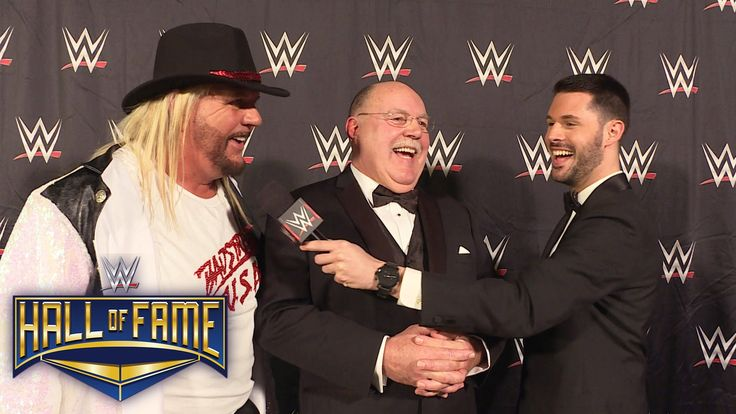 Snoop Dogg congratulates The Fabulous Freebirds on their WWE Hall of Fam...