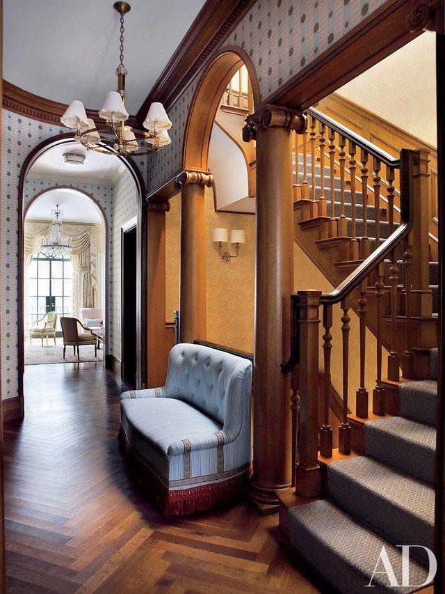 13 besten all renovation construction - manhattan brownstone, Innedesign