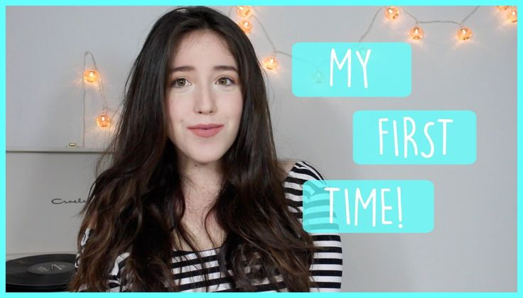 MY FIRST TIME! | CARLA FRUCHET
