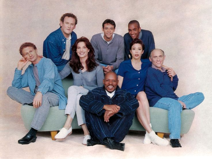 "electricsed: ""unknownsample: "" DS9 Cast, season 1-3. "" This makes the show look like a wacky 90s sitcom. """