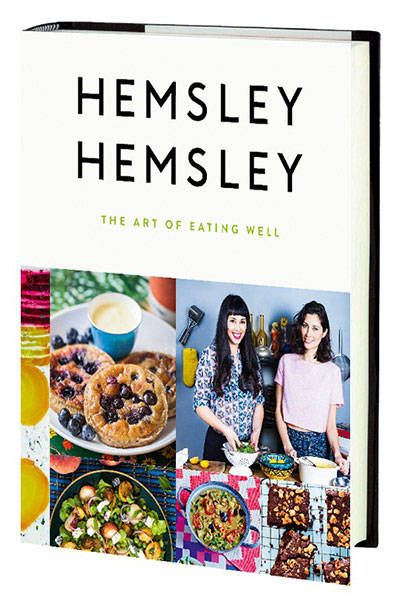 The Art of Eating Well: Hemsley and Hemsley Hardcover Book - Shop more holiday gifts for the hostess and home at HarpersBazaar.com