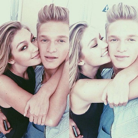 Check out all the cutest pictures of Gigi Hadid and Cody Simpson — such an adorable couple!