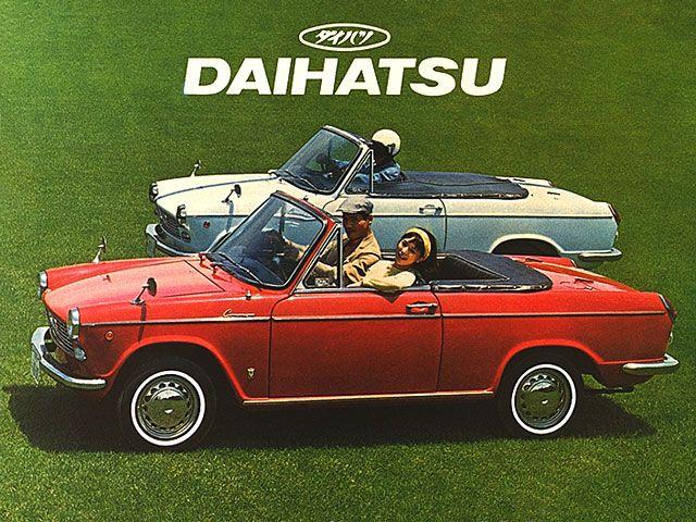 Daihatsu Compagno Spider
