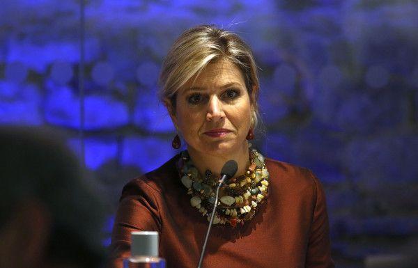 Queen Maxima Photos: 'Financial Inclusion: The Next Move Forward' Conference