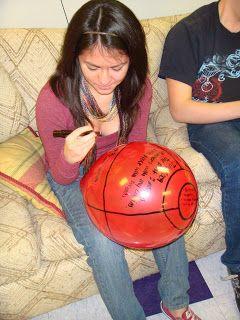 Room 214 - Creative Youth Ministry: Balloon Faith!!!