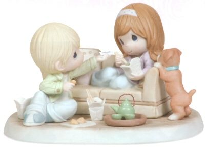 The 15 best images about Precious Moments Love FIgurines on