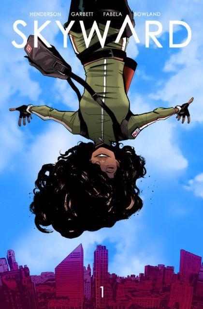 [Comic Book News] Set Your Sights SKYWARD, Joe Henderson & Lee Garbett Defy Gravity w/ Image Comics Title