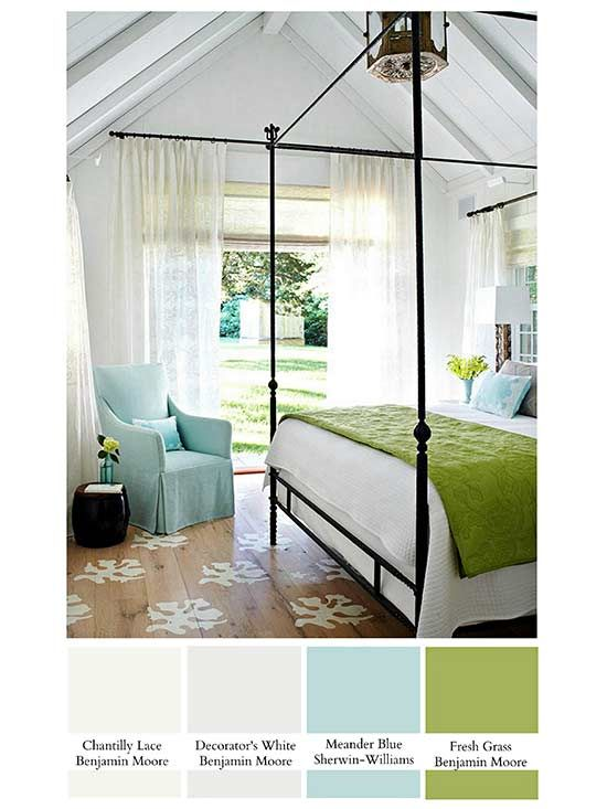 If you're a fan of Greenery, Pantone's 2017 Color of the Year, you are not alone! This bright, cheery green is pretty and versatile and can fit in with nearly any decor.