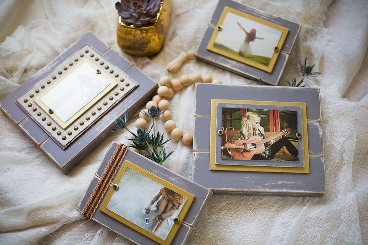 Mejores 24 imágenes de  : RUSTIC FRAMES :  en Pinterest   Marcos ...
