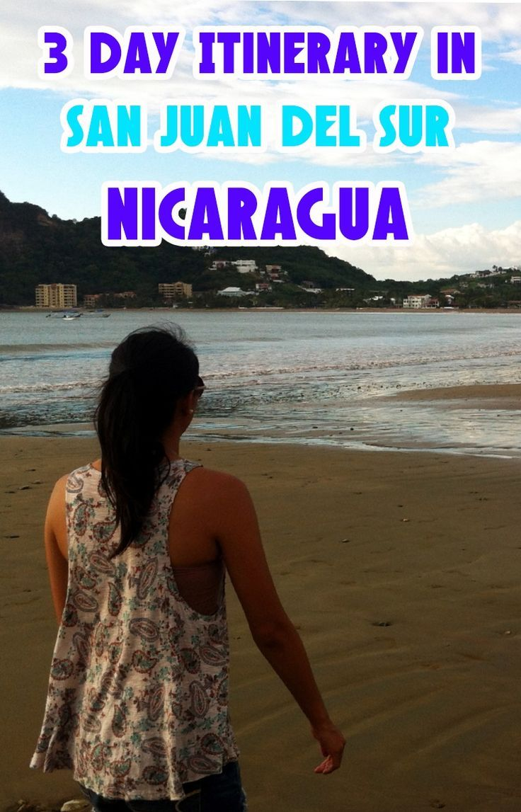 Our 3 day itinerary in San Juan del Sur, Nicaragua. Ideas for things to do, places to stay and more http://mytanfeet.com/nicaragua-2/3-day-itinerary-in-san-juan-del-sur-nicaragua/