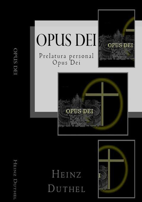 Opus Dei - iglesia dentro de la Iglesia http://dld.bz/fxrSm