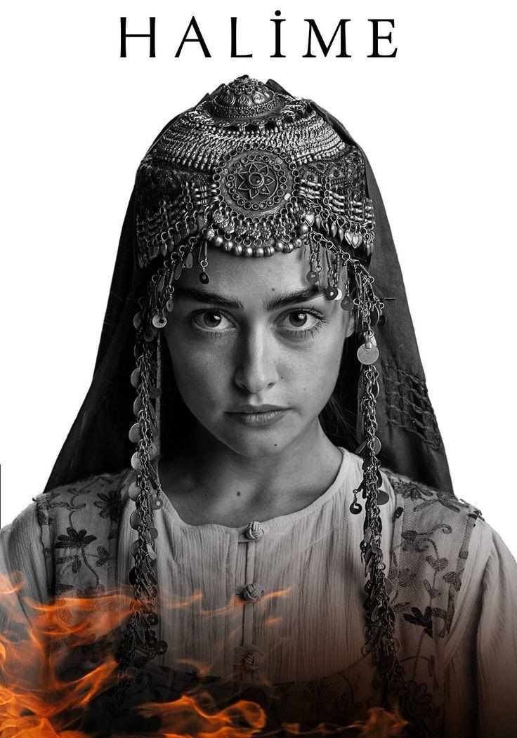 Esra Bilgiç ''HALİME SULTAN''