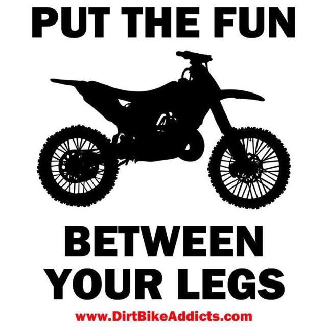 Dirt bike fun!