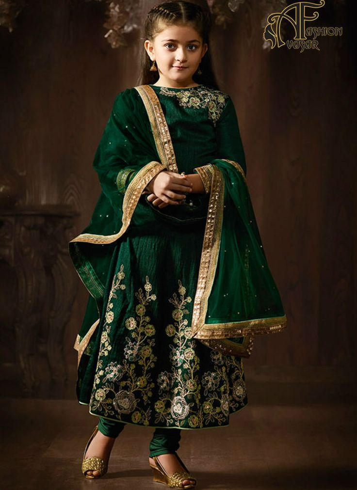 girls dress – kids salwar kameez – kids wear