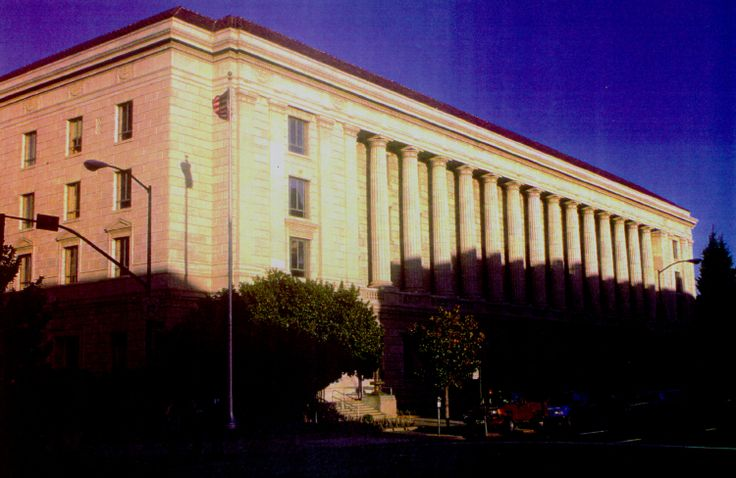 The Federal Building is an important local representative of the Beaux Arts style and a major work of a regionally prominent architect, Starks & Flanders. Built between 1932 and 1933 as the U.S. Post Office and Courthouse Building, it is an important civic landmark representative of the city of Sacramento's newly realized position of economic and political significance in northern California.