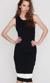Ladies Dresses Online   Knit Tube Dress   HONEY & BEAU