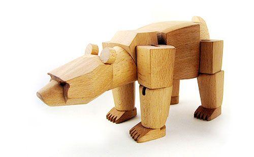 Ursa the Bear & Ursa Minor by David Weeks, Areaware