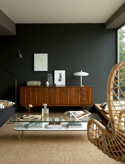 17 best images about peinture on pinterest grey walls for Peinture interieur salon