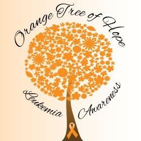 September is Leukemia Awareness month~ GO ORANGE!