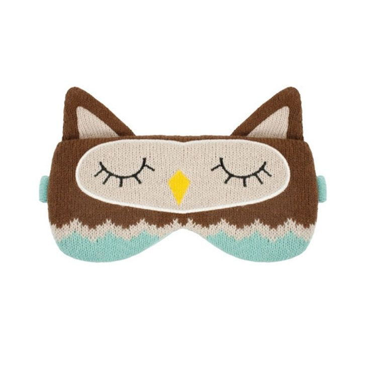 Owl Eye Mask — PJ's and Prose