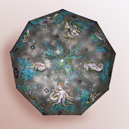 Стимпанк, steampunk, ручная роспись, ручная работа, авторские принты на заказ в интернет-магазине. Купить и заказать  оригинальный зонт в стиле стимпанк можно у нас на сайте.  #Стимпанк, #steampunk, #ручнаяроспись, #ручнаяработа,  #авторский #зонт #зонтик #umbrella #дизайнерская #крутой #стильный #модный #оригинальный #заказ #хендмейд #tshirt #original #print #draw #drawing #принт #женский #модные #вещи #мода #интересные