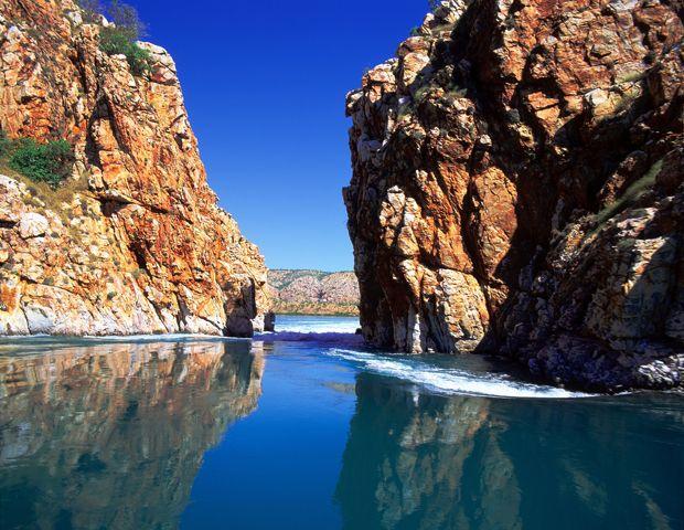 Horizontal Waterfall, Kimberley, WA