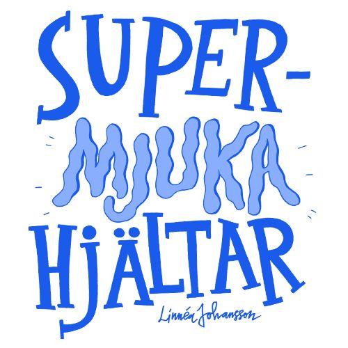 Super Soft Heroes / Super Mjuka Hjältar Free printable