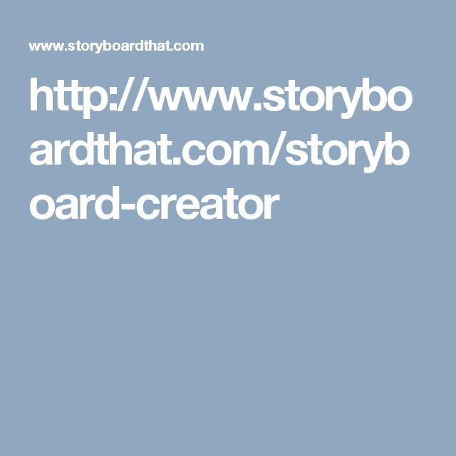 http://www.storyboardthat.com/storyboard-creator