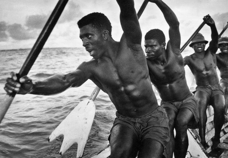 auch-nicht:    Marc Riboud, Ghana 1960