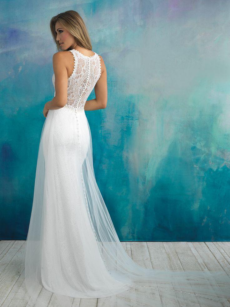 24 best Madison James images on Pinterest   Short wedding gowns ...