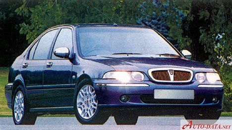 Rover 45 (RT) - full and detailed technical specification of the car and an image gallery available for free use: engine type and displacement; torque; seats;doors; year of putting into production, fuel type and consumption; co2 emissions and etc.