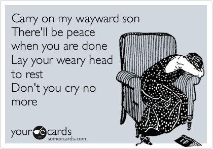 Carry on my Wayward Son: Supernatural Fandom, Fandom Theme, Spn Fandom