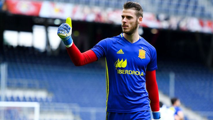 De Gea hopes to start for Spain against the Czech Republic