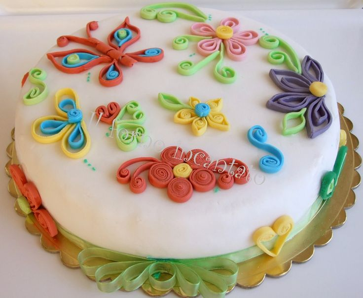1000+ ideas about Quilling Cake on Pinterest How To Make ...